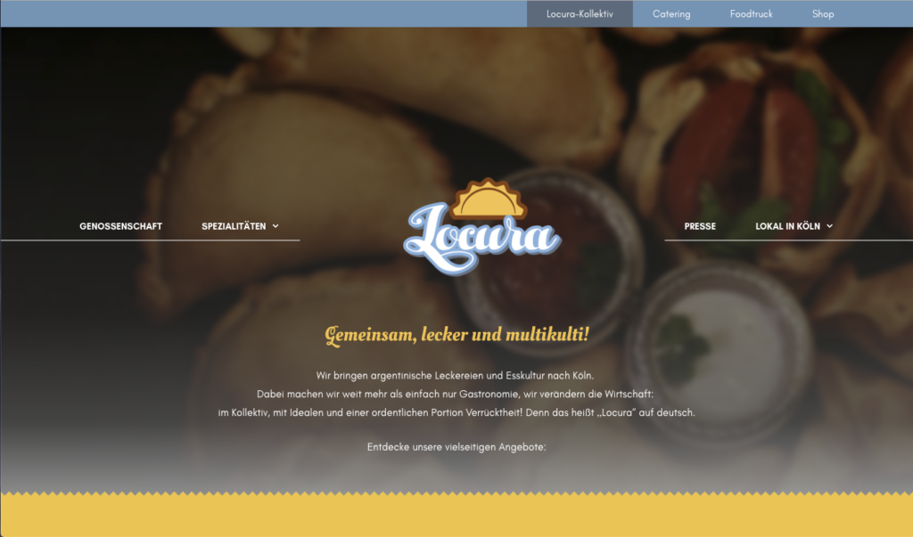 Website Locura